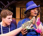Kinky Boots in New York (© Matthew Murphy)