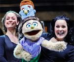 Avenue Q in St. Gallen (© Toni Suter / T+T)
