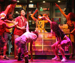 In The Heights (© Joan Marcus)
