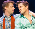 Falsettos in New York (© Joan Marcus)