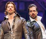 Something Rotten! in New York (© Joan Marcus)